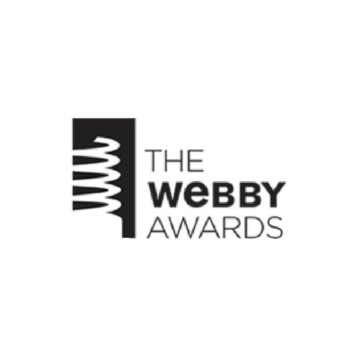 Webby award winner